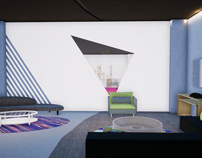 Dune Showroom Proposal