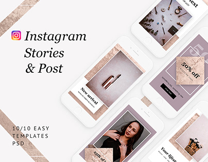 Instagram pack. Stories & Post free download