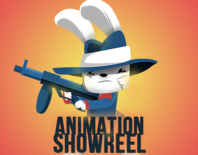 2D Animation & Game Showreel
