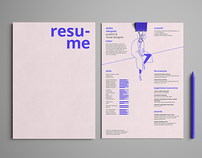 HELLO! personal resume