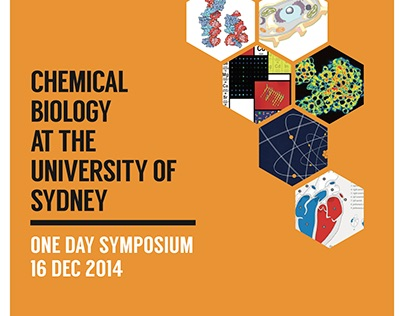Chemical Biology Day Program Cover Design