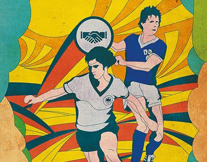 Die Poesie des Fußballs // poetry of football