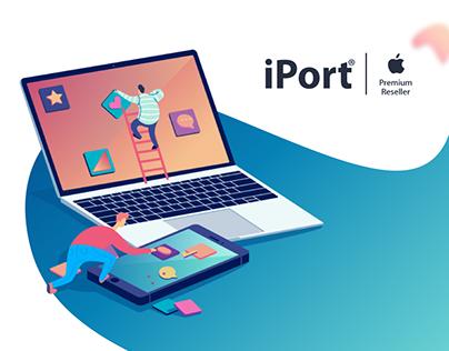 iPort+