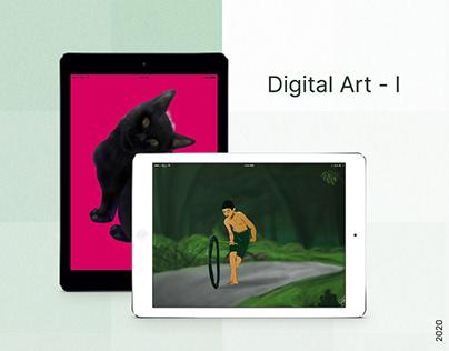 Digital Art I