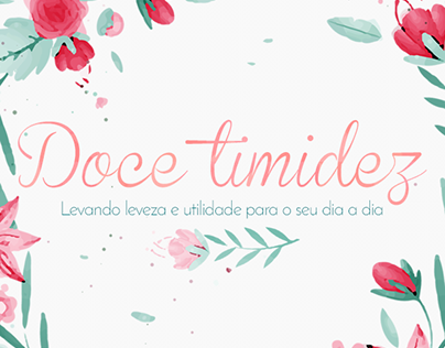 Doce timidez (Responsive Wordpress Theme)