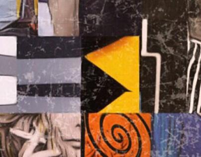 Smoke // Analog Collage Fragments