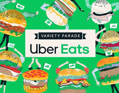 Variety Parade