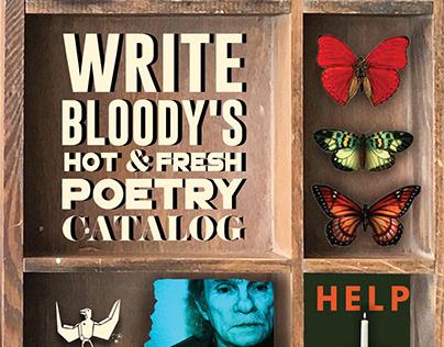 Catalogue - Write Bloody Publishing