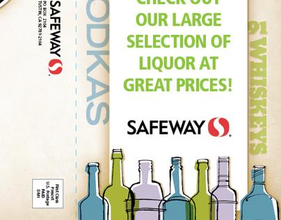 "Safeway ""Washington Spirits Launch"" (Print & Digital)"