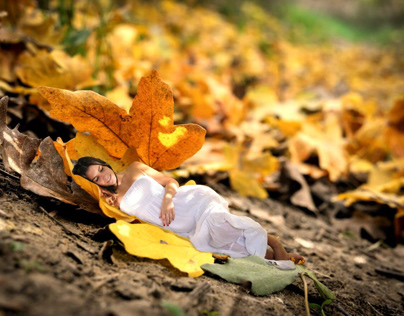 Autumn is coming, creativity is coming