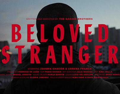 Beloved Stranger Title design