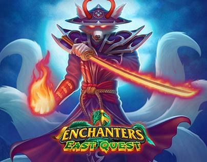 Enchanters: East Quest (Ari, The Shadow Fox)