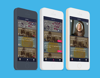 DIEMlife Mobile Application Design