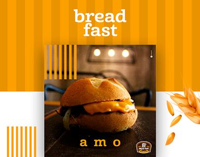 Social Media | Bread Fast - 2019
