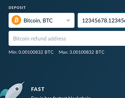 Frevis – cryptocurrency exchange service
