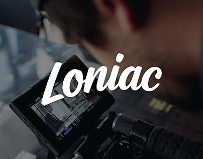 Loniac Logotype