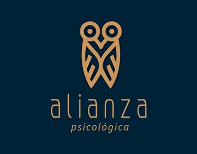 Alianza Psicológica - Branding