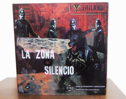 """Juego de Mesa """" Triland"""" - La zona del silencio"""