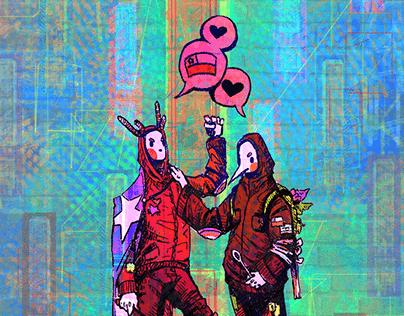 some illustrations 2020
