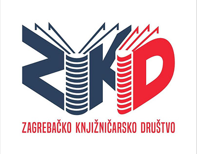 """Logo suggestion 03, """"Two Books"""", for a contest"""