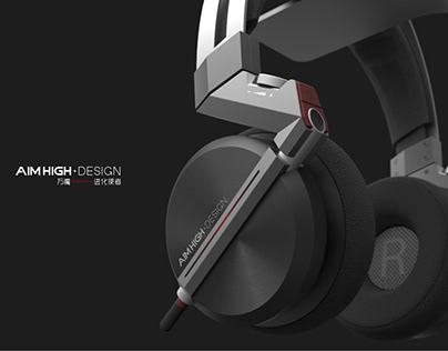 AimHigh-design Earphone design