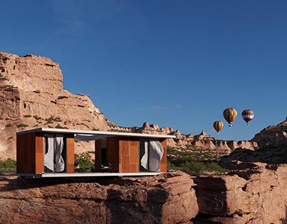 Canyon Cabin