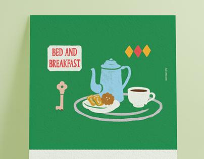 Roald Dahl Poster Series