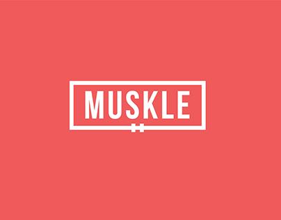 Muskle - Branding & Webdesign