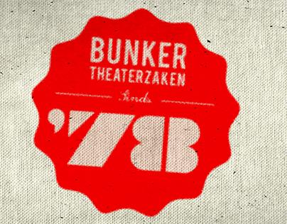 Bunker Theaterzaken – Website design