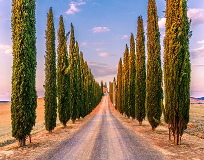 Tuscany impressions - impressioni sulla toscana