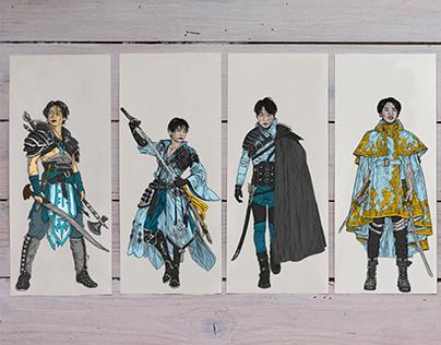 BTS Warriors