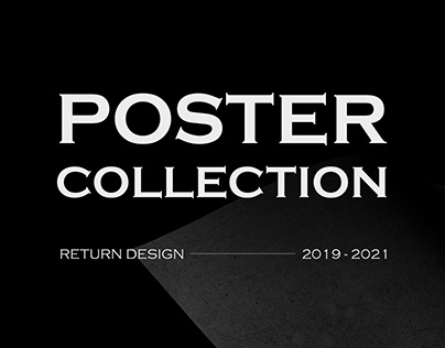 Poster Collection / 2019-2021