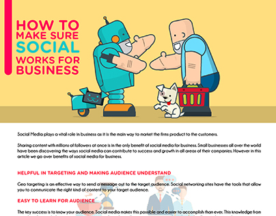 How to  make sure Social works for business