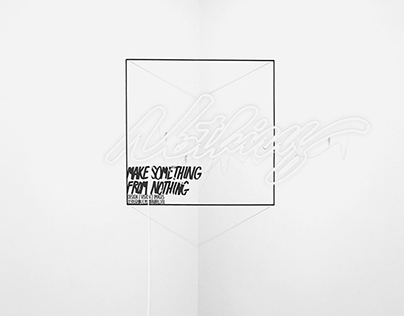 Nothing/没事儿-Nothing media Brand Image