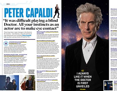 Doctor Who – The Finale Countdown magazine