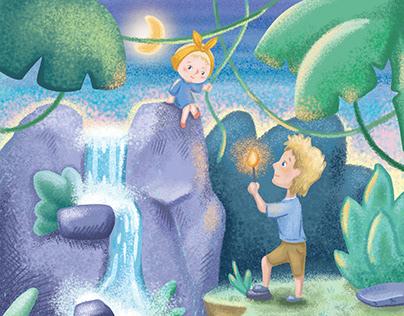 My Atlas Children's Book Illustrations