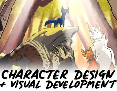 Visual Development Portfolio   Winter 2018