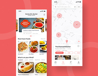 Food Trails | UI/UX Design