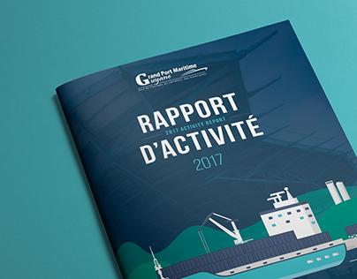 Rapport d'activité du Grand Port Maritime de Guyane