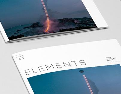 Elements Magazine: Cai Guo-Qiang