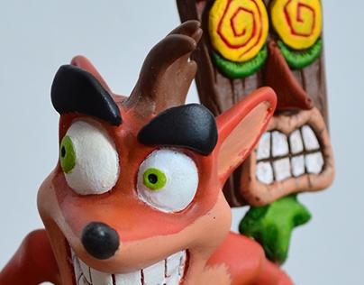 Crash Bandicoot & Aku-Aku