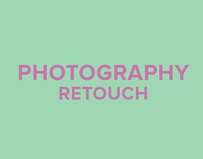 Digital Photography - Retouching