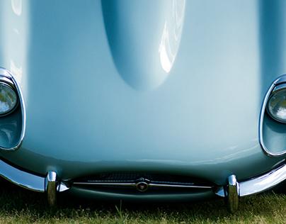 Editorial Photography&Design EType Jaguar 4.2