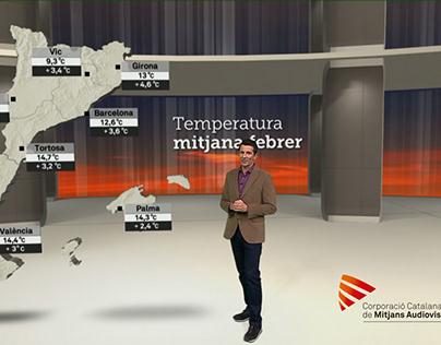 TN VESPRE - Récord de Temperatura