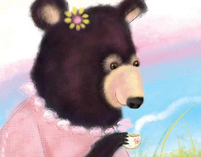 Tea with Bear