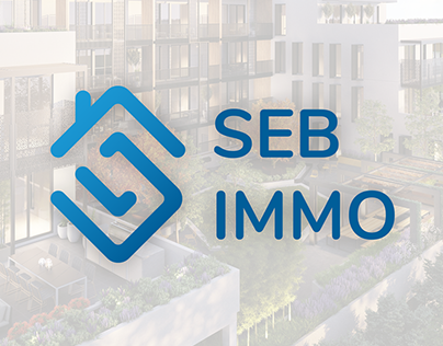 LOGO - SEB IMMO - Real estate agency