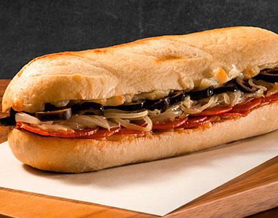 Nuevo Sandwich Telepizza