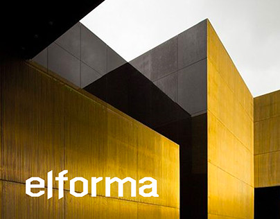 Elforma Archtecture - Website
