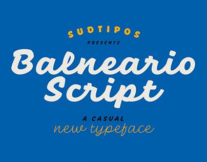 Balneario Script