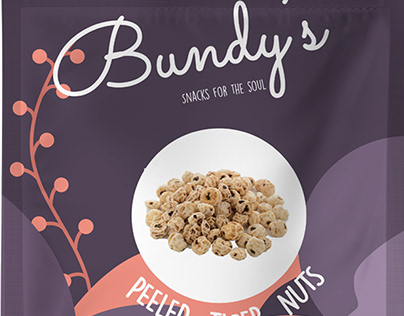 Bundy's - Packaging design
